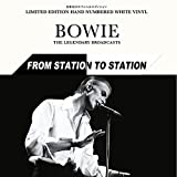 DAVID BOWIE * From Station To Station - White Vinyl [Import allemand]