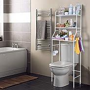 3 Layer Metal Bathroom Storage Shelf Rack,Space Saver Shelf Organizer Holder