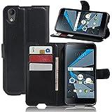 ELTD BlackBerry DTEK50 Case, Flip Cover Case / Hülle /