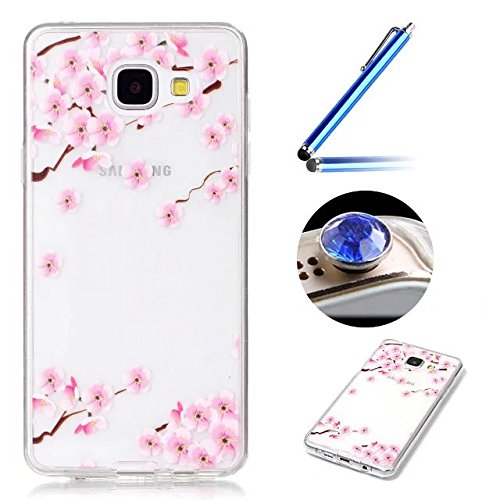 galaxy-a5-2016-casesamsung-galaxy-a5-2016-clear-caseetsue-pretty-pink-blossom-flower-design-creative