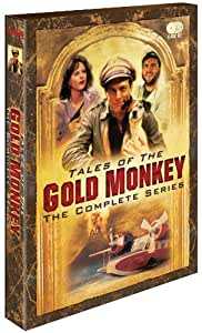 Tales of the Gold Monkey: Complete Series [DVD] [1982] [Region 1] [US Import] [NTSC]