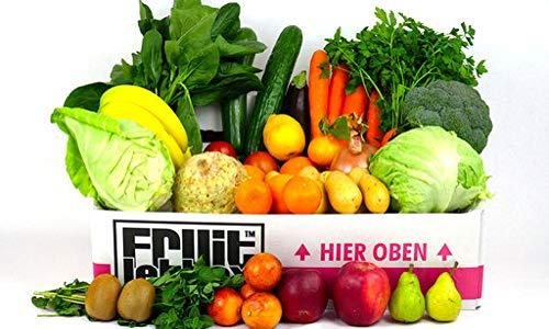 Obst- und Gemüsekiste - Fruitletbox Classic Junior (10 kg)