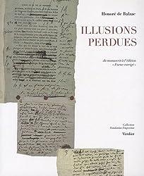 Illusions perdues : Du manuscrit à l'édition