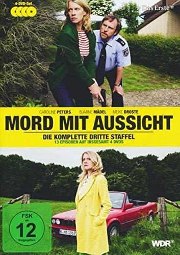 Mord mit Aussicht - Die komplette dritte Staffel Gesamtbox (4 DVDs)
