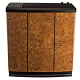 Whole House Humidifiers Best Deals - Essick Air H12-400HB 3-Speed Whole House Evaporative Console Humidifier, Oak Burl by Essick Air