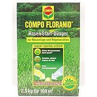 Compo floranid–Fertilizante de inicio para 2,5kg para 100m²