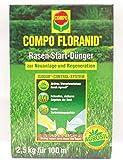 Floranid Compo Rasen Start-Dünger 2,5kg für 100m²