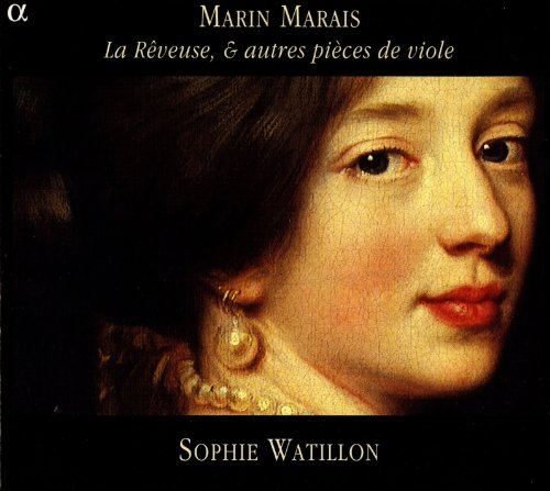 Marais / Sainte-Colombe, M.: Works for the Viol