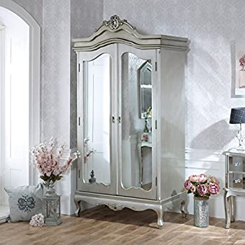 homesdirect365 Annaelle Antique French Wardrobe: Amazon.co