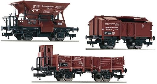 H0 FL Güterwagenset für E 69 05, DRB