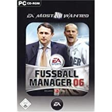 Fussball Manager 06 [EA Most Wanted]