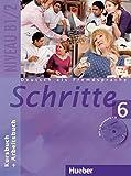 Schritte: Kurs- Und Arbeitsbuch 6 MIT CD Zum Arbeitsbuch by Silke Hilpert (2005-02-02)
