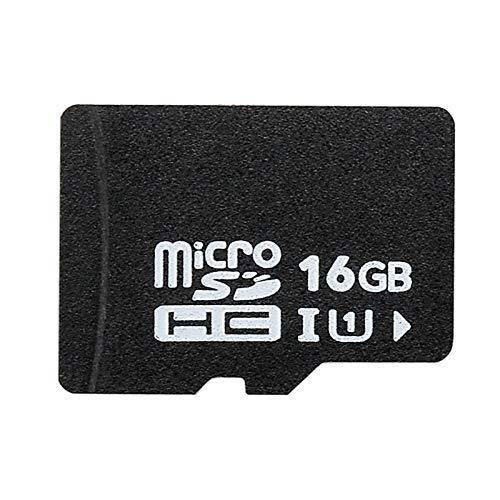 OUYAWEI Micro-SD-Karte (16 GB / 32 GB, Klasse 10) 16GB-C10 High-Speed-Version