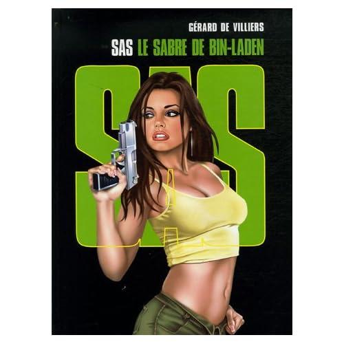 SAS, Tome 2 : Le sabre de Bin-Laden