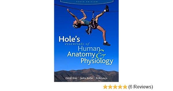 Hole\'s Essentials of Human Anatomy & Physiology: Amazon.co.uk: David ...