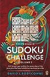 The Penguin Sudoku Challenge: Volume 2 (Penguin Press)