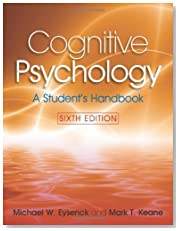 Cognitive Psychology: A Student's Handbook, 6th Edition: Volume 1