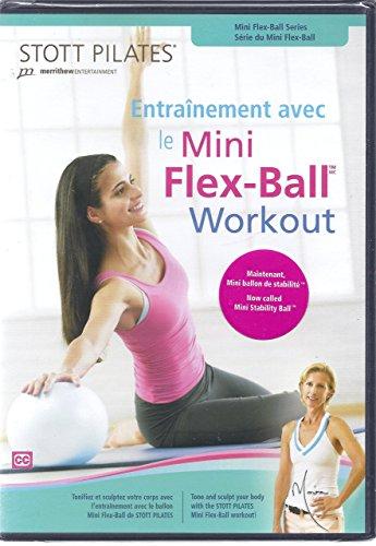 Stott Pilates Mini Stability Ball Workout (Englisch/Französisch) (7 In Pilates Ball)