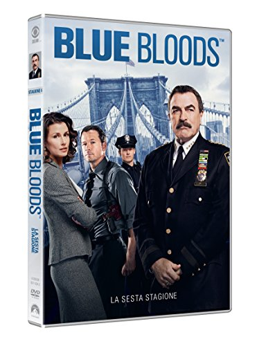 blue bloods - stagione 06 (6 dvd) box set