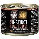PURE INSTINCT Royal Forest mit Hirsch 6x200g