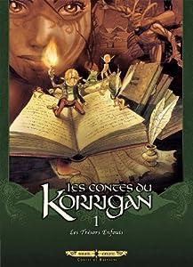 """Afficher """"Les contes du Korrigan n° 1 Les trésors enfouis"""""""