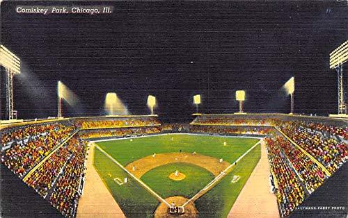 Comiskey Park, Chicago, Illinois, USA, Baseball, Base Ball Stadium Postcard Unused - Comiskey Park