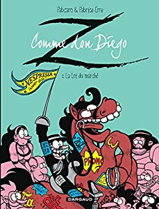 """Afficher """"Z comme Don Diego n° 2<br /> loi du marché (La)"""""""