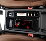 XinChout Coche rápido cargador inalámbrico, para Audi A4 A5 2017 2018 Compatible...