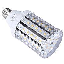 Liqoo® 20W E27 LED Lampe Mais Licht Ersatz für 110W Glühlampe 2000lm Warmweiß 2800K AC 85V - 265V 360° Abstrahlwinkel 5730 SMD Energiesparlampe Leuchtmittel  Von Liqoo