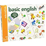 Diset - 63735 - Jeu Educatif - Basic English