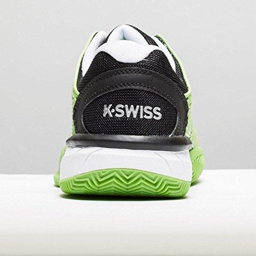 K-Swiss Hypercourt Express HB verde / nero