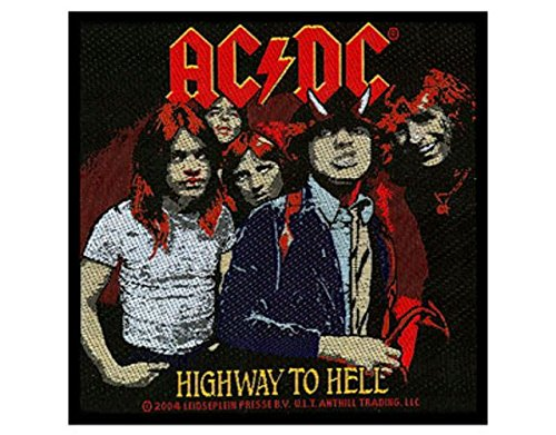 AC/DC - Highway to Hell - Toppa/Patch