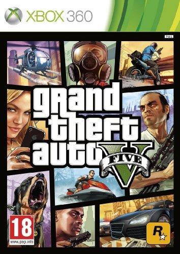XBOX360 GRAND THEFT AUTO V (GTA 5) by Take - Grand Xbox Theft 5 Auto