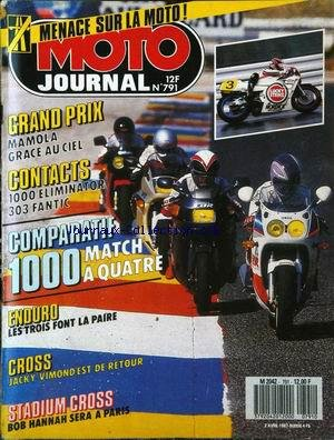 moto-journal-no-791-du-02-04-1987-grand-prix-mamola-grace-au-ciel-contacts-1000-eliminator-303-fantic-comparatif-1000-match-a-quatre-enduro-les-trois-font-la-paire-cross-jacky-vimond-est-de-retour-stadium-cross-bob-hannah-sera-a-paris