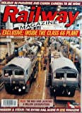 RAILWAY MAGAZINE (THE) du 01/02/1999 - HOLIDAY IN PARADISE AND CANON CAMERA TO BE WON ! - EXCLUSIVE - INSIDE THE CLASS 66 PLANT - PLUS - THE MAN WHO LAUNCHED A MILLION LOCOSPOTTERS - MODERN & STEAM - THE ENTIRE RAIL SCENE IN ONE MAGAZINE.
