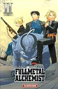 Fullmetal Alchemist Edition reliée Tome II (4-5)