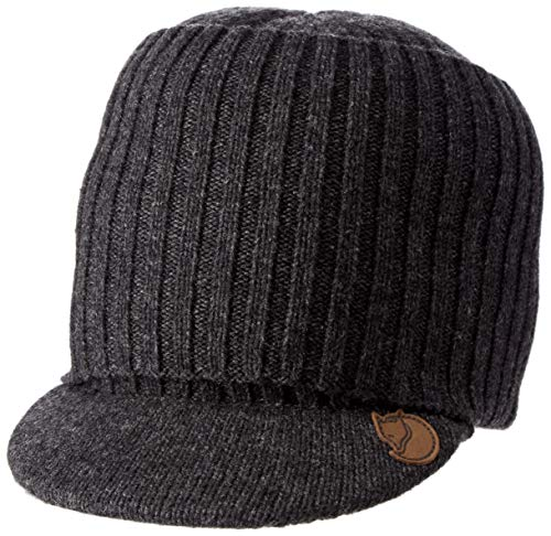 FJÄLLRÄVEN Singi Balaclava Cap, Dark Grey, One Size