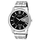 Mikado Analogue Black Dial Men's & Boy's...