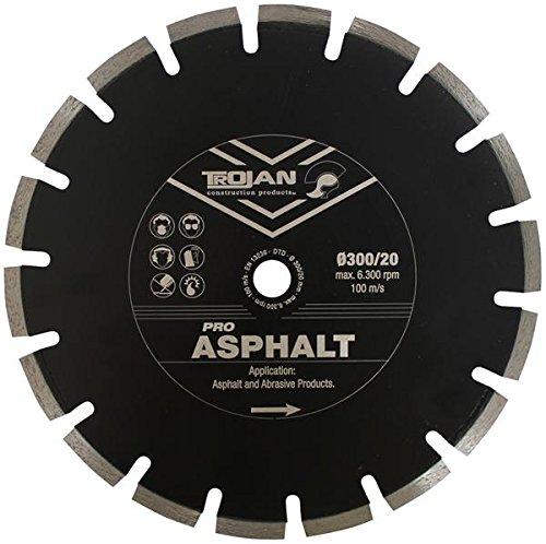 Pro Asphalt/abrasiven Materialien/Sandstein/grün beton Diamant Trennscheibe Klinge/– 450mm/18In
