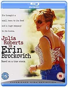 Erin Brockovich [Blu-ray] [2000] [2008] [Region Free]