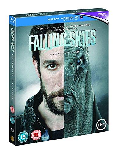 Falling Skies: The Complete Season 5 (Blu-ray + Digital HD + UV) (Region Free + Slipcase Packaging + Fully Packaged Import)