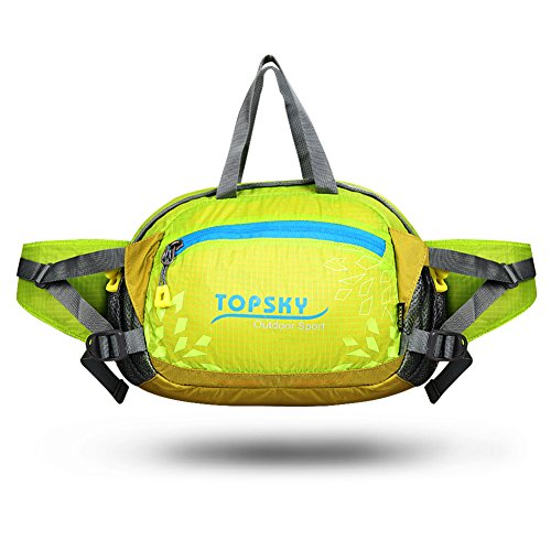 running Tasche/Multi-Funktions Outdoor-Pack der Liebenden/ Anti-Spritzer Sport-Tasche Grün