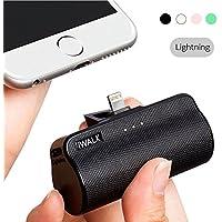 iWALK 3300mAh Tragbare Kompakt Errichtet im Lightning Externer Batterie Akku Power Bank Handy Ladegerät Für iPhone 5 6 7 8 plus X SE Smartphones