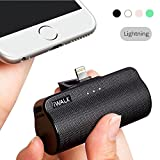 iWALK 3300mAh Portátil Compacto Incorporado Lightning Batería Externa Móvil Cargador Power Bank para Apple iPhone 5 6 7 8 Plus X SE
