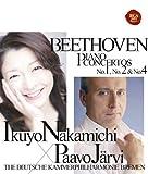 Beethoven:Piano Concerto 1/2/4
