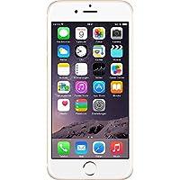 "Apple iPhone 6 - Smartphone libre iOS (pantalla 4.7"", cámara 8 Mp, 64 GB, Dual-Core 1.4 GHz, 1 GB RAM), dorado"