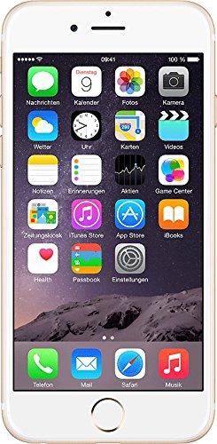 Apple iPhone 6 Smartphone 4G (Ecran : 4.7 pouces - 64 Go - iOS 8) Or