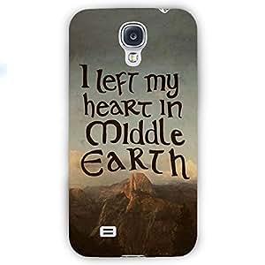 EYP LOTR Hobbit Back Cover Case for Samsung S4