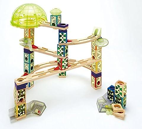 Hape - E6017 - Jeux de Construction en Bois -