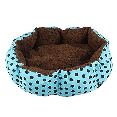 36cmX30cm Soft Warm House Plush Mat Pad for Pet Dog Puppy Cat by RenZhenDian